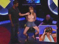 Pornstars Gone Wild On TV - Part 2