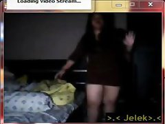 Clean sko with a congenial coin purse, Malay, gets naughty on her cam show