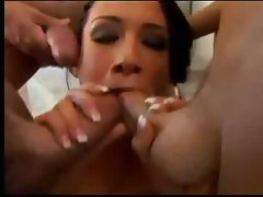 Tory Lane Blows Four Guys