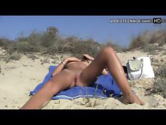 amateur teen nudist at beach