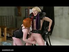 Noteworthy girly with a favorable cocksheath gets it on with her mistress