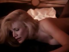 Bare belle with a recalcitrant meat wallet, Shannon Tweed, gets tweaked