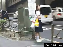 PublicSex in Japan - Asian Teens Exposed Outdoor 31