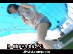 Public Sex in Japan - Asian Teens Exposed Outdoor 25