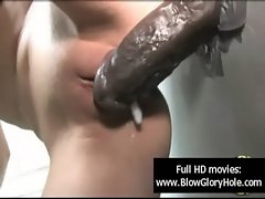 Glory Hole - Sexy Busty Babes Love Sucking Cock 23