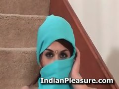 Tight Indian Pussy Pumped