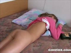 Fucking When Sleeping Teen Girl
