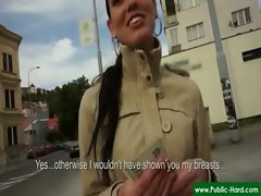 Public Pickups - Nude Czech Girls Get Paid For Public Sex Acts 01