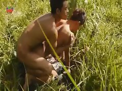 Outdoor Bareback Fun