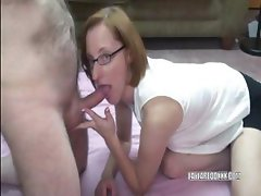 Mature Layla getting pounded in her sweet pussy
