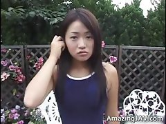 Cute asian teenage girl gets tortured part6