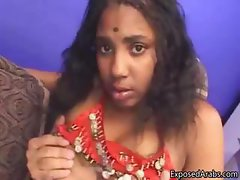 Indian whore gets her hairy pussy fucked part6