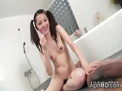 Rina Koizumi gets awesome sex right out part1
