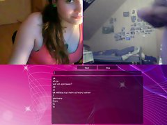 Chatroulette-Banned from hot girl :(