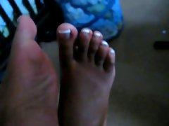 WLF25 6 mins of Ebony Toes