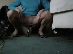 HORNY Trailer Park Trash Sissy Slut