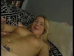 British Blonde Rebecca