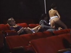 Sex In Porn Cinema