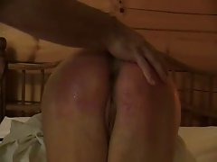 Freak of Nature 40 Home spanking mature