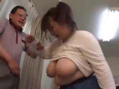 Super Hot Chubby Fat Japanese Girl Fucks