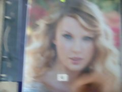 Cumming On Taylor Swift Face :)