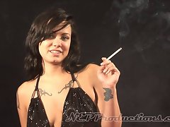 Breeana Leer #1 - Smoking Fetish