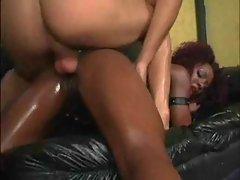 ebony anal whore