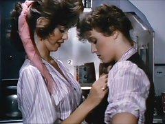 Lesbian Stewardess Angel - Creekboy