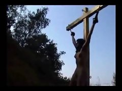 erotic female crucifixions