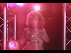 Shanine Linton striping &amp, dancing