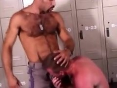 Cock Sucking Hairy Cops