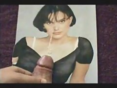 MY CUM TRIBUTE TO NATALIE PORTMAN