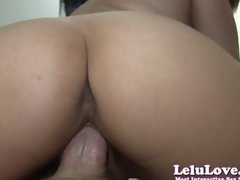 Lelu Love-Blackmailing Hooker Creampie