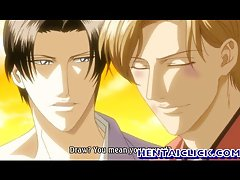 Handsome anime gay hot penetration