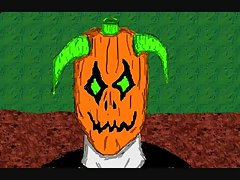 XXX Pumpkin Monster Loving part1