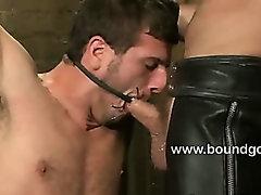 Derrek has the best fuckable slave ass