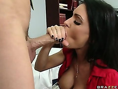 A Blowjob a day keeps the Doctor Away