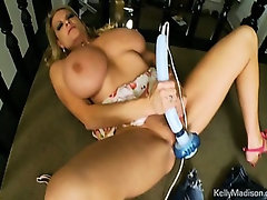 Busty MILF Is Buying A Stairway To Pleasure