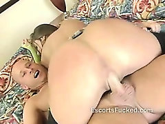 Risky hooker hotel bang fucking that dirty pussy without protection