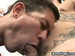 Latino Gay Hot Bareback Fucking