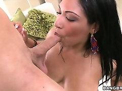 Luscious Oily Titties W/Carmen Michaels