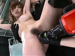 Mayleens Orgasmic Experience