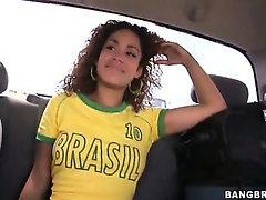 Sizzling Brazilian W/ Mercedes Cash