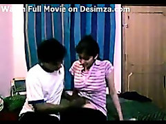 Amateur Indian Teens Foreplay