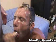 Butter Loaded Gay Fucking Adventure
