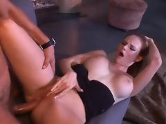 Extreme slut Tarra White loves to take a backdoor cock scuttling