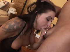 Chayse Evans gets it in her tight little asshole till it isn't tight