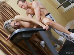 Hottie Brandi Love loves getting fucked hard and rough