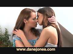 DaneJones sexy lesbian woman lust for pleasure