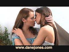DaneJones sexy lesbian woman lust for pleasure